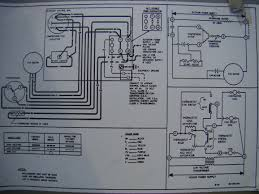 how to replace condensor fan motor? hvac diy chatroom home  at Dual Capacitor 220 Volt Air Compressor Wiring Schematic
