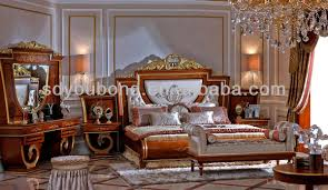 Quality Bedroom Furniture Sets 0038 Foshan Factory Furniture Italy Royal Luxury High Quality