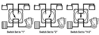 basic charging circuit 1 2 all switch diagram ok i ve now found a simple diagram of the way the 1 2 both switch is wired
