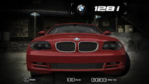 Need For Speed Most Wanted BMW 128i | NFSCars