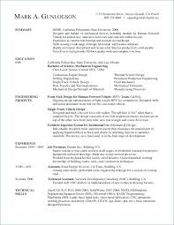 Cad Engineer Resume Templates – Betogether