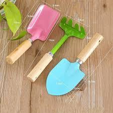 3pcs mini home garden tools children