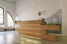 office reception interior. Modern Lighting Interior Reception Office Design