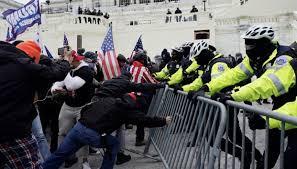 Mirá las impactantes imágenes del violento ataque al Capitolio