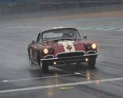 CM29 0791 Alan Letts, Peter James, Chevrolet Corvette #19211304