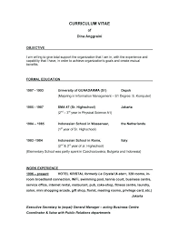 What To Put On A Resume Best Things To Put On A Resume For Skills Colbroco