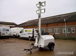 Cp Light Towers Terex Rl 4000