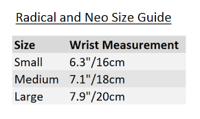 Head Size Guide