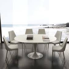 quartz top dining table. Round Topeka White Top Quartz Table Dining S
