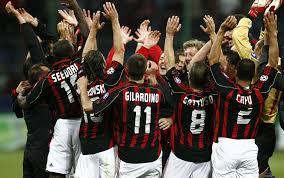 Manchester United Milan le formazioni del 2007