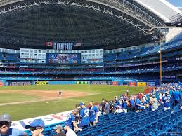 Rogers Centre Section 118 Toronto Blue Jays
