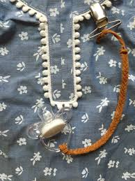 so here are the supplies you ll need in order to make these adorable braided pacifier clips