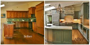 Astonishing Kitchen Remodel Before After Pertaining To Unique - Kitchen renovation before and after
