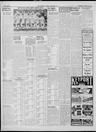 Tide Chart For Keyport New Jersey Keyport Weekly From Keyport New Jersey On April 23 1953 8