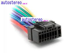 car iso wiring harness 15 001 car harness 4 alpine 7854 headunit stereo radio adapter wire plug adaptor