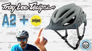 Troy Lee Designs A2 Helmet Troy Lee Designs A2 Helmet With Mips