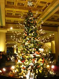 6 Christmas Tree Decorating Trends Of 2016 New Christmas Tree