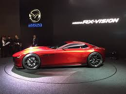 Image: Mazda RX-Vision concept, 2015 Tokyo Motor Show, size: 1024 ...