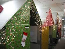 office cubicle christmas decoration. Delighful Office Office Cubicle Christmas Decoration Interesting On Other For Holiday Decorating  Ideas Get Smart WorkSpaces 13 Inside