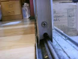 replace sliding glass door rollers