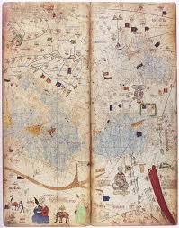 Portolan Charts Mapping The Sea Lets Take A Look At Portolan Charts