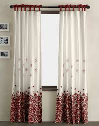 Small Picture Kitchen Contemporary Curtain Ideas For Large Windows Attractive