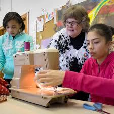 After-school program at Holy Name lets kids fiddle, tinker, create ...