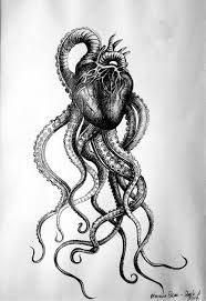 Small Picture Best 25 Tentacle tattoo ideas only on Pinterest Tentacle