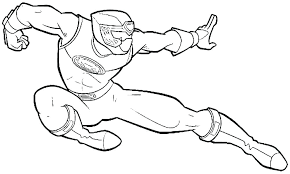 Power Rangers Super Coloring Pages Power Rangers Coloring Power