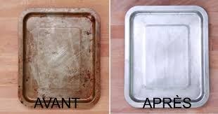 pour nettoyer vos tôles à biscuits