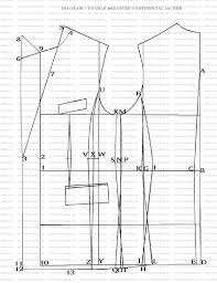 How To Design A Coat How To Draft Double Breasted Jacket 1 Double Breasted Coat
