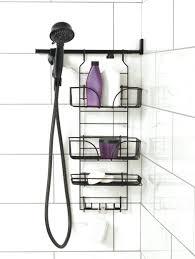 shower design appealing over the door shower caddy spce djustble cddy rust proof hanging stainless steel uk te angg sower bronze bathtub corner in basket