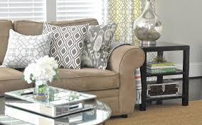 Tan Living Room Custom Inspiration Design
