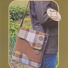 Messenger Bag Pattern Impressive Melford Messenger Bag Pattern A Threaded Needle