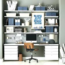 ikea office shelves shelving for office create a custom home office solution with a modular shelving