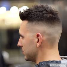 Gents Hair Style skin cut hairstyle bucks barbers gents cut jakewood1988 fade 2709 by wearticles.com