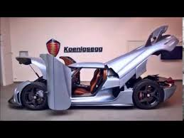 koenigsegg regera show mode opens all doors at the same time