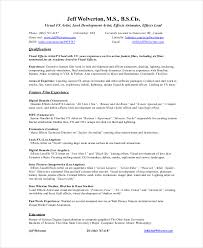Artist Resume Example 11 Free Pdf Psd Documents Awesome Collection