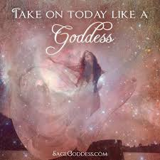 Beautiful Goddess Quotes Best Of Honouring The Goddess Inside Bmindful Forum