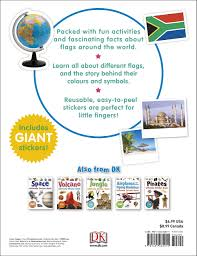 ultimate sticker book flags around the world ultimate sticker books dk 9781465462018 amazon books