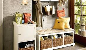 Coat Rack With Storage Baskets Entryway Coat Rack Entryway Coat Rack And Storage Bench Tower With 65