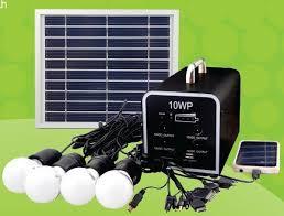 Solar Home Lighting System In KolkC Temporary Area Kolkata Home Solar Light