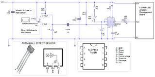 gas meter gas meter sensor circuit diagram
