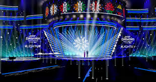 Eurovision 2018 Stage Design Setting The Stage This Design Will Lightup Junior