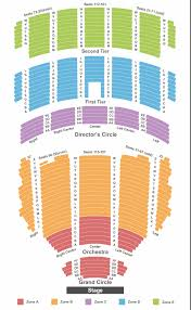 Royce Hall Detailed Seating Chart Buy The Nutcracker Tickets Seating Charts For Events