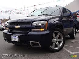 2008 Chevrolet TrailBlazer SS 4x4 in Imperial Blue Metallic ...
