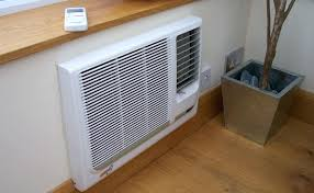 best wall ac unit how to install a window ac unit in a wall best through