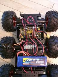 having trouble with wild thumper and t rex motor controller general discussions robot munity