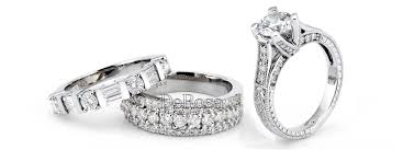 diamond enement rings