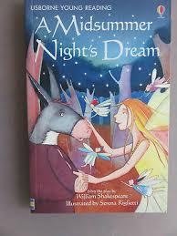 A MIDSUMMER NIGHT'S dream by Lesley Sims Serena Riglietti Alison Kelly  William - £2.18 | PicClick UK